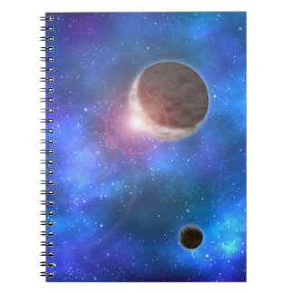 Planets and Nebulae Notebook