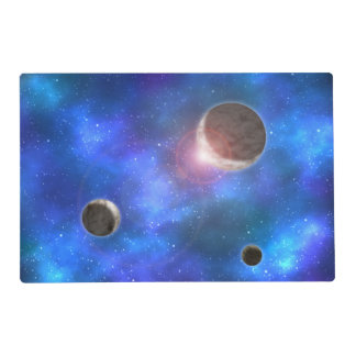Planets and Nebulae Placemat