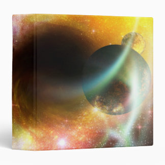 Planets and Stars 3 Ring Binders
