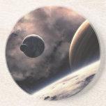 Planets-Art-1920x1200.jpg Posavasos Para Bebidas