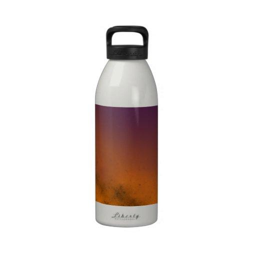 planets botella de agua