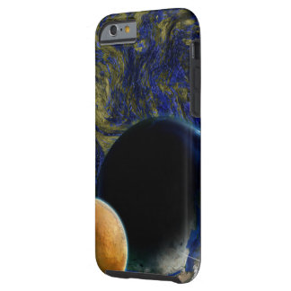 Planets in a Time Warp Tough iPhone 6 Case