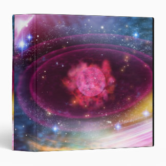 Planets in Formation 3 Ring Binder