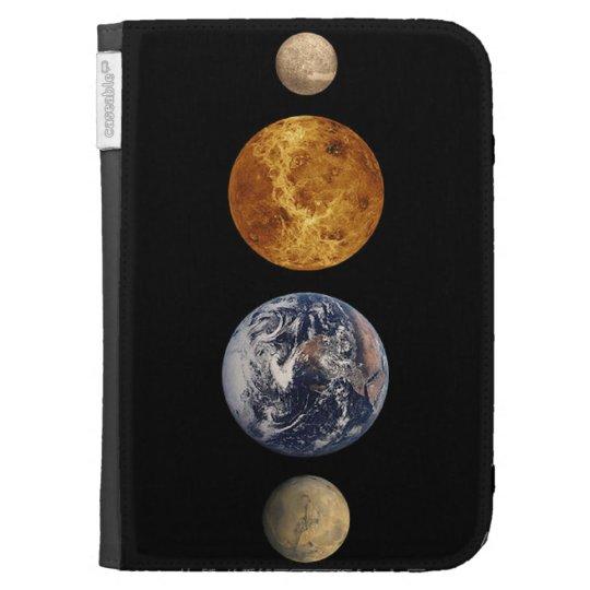 Planets Kindle Case