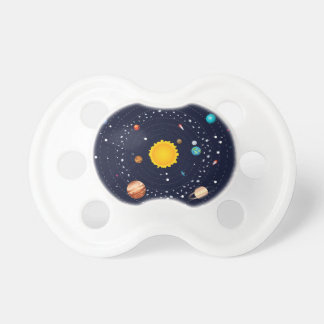 Planets of Solar System Pacifier
