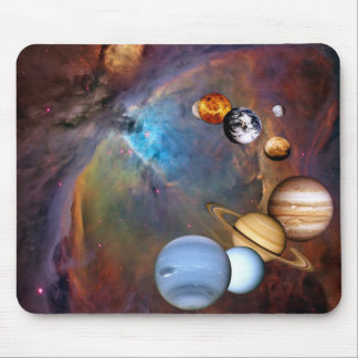 Planets Orion Mouse Pad