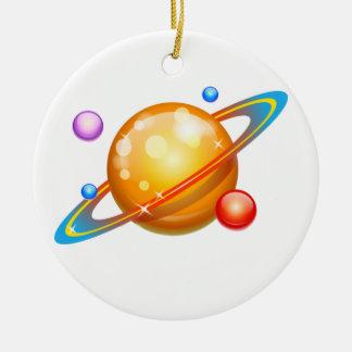 Planets Christmas Tree Ornament