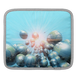 Planets Sleeve For iPads