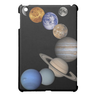 planets space  case for the iPad mini