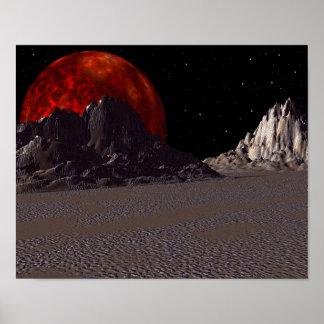 Planetset Poster
