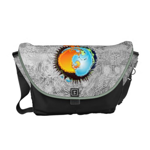 PlanetYY- Bag Courier Bag