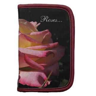 Planificador color de rosa de Roseman Stan