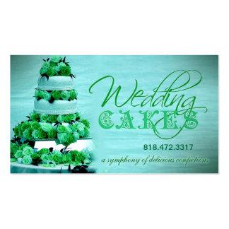 Planificador de eventos de los dulces de los paste plantillas de tarjetas de visita