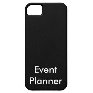 Planificador de eventos funda para iPhone SE/5/5s
