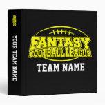 Planificador de la liga de fútbol de la fantasía d