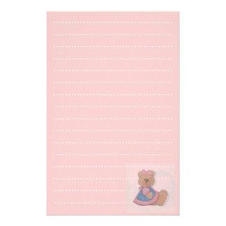 planificador de la lista de la niña papeleria personalizada