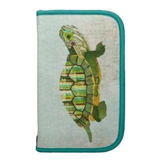 Planificador de la tortuga del jade