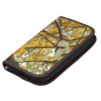 Planificador de Smartphone del árbol de abedul ama