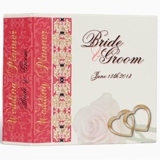 Planificador del boda - carpeta - 13