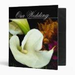 Planificador del boda de la cala