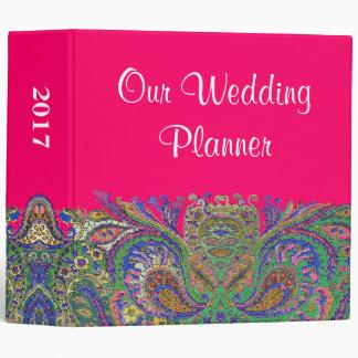 Planificador del boda de Paisley