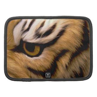 Planificador del día de la foto del tigre