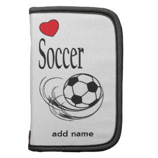 Planificador del fútbol del amor