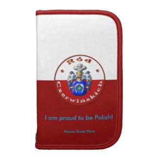 Planificador en folio de Smartphone del escudo de