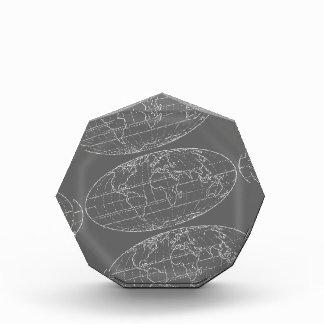 planisferio/mapas simples