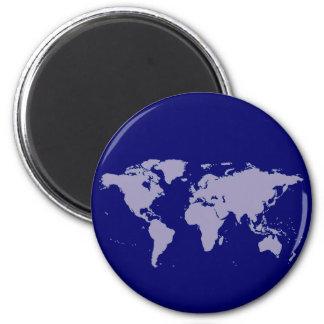 Planisphere 2 Inch Round Magnet