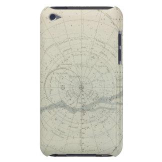 Planisphere Celeste Hemisphere Case-Mate iPod Touch Case