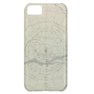 Planisphere Celeste Hemisphere Cover For iPhone 5C