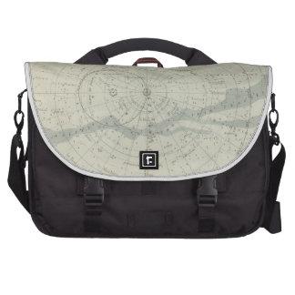 Planisphere Celeste Hemisphere Bag For Laptop