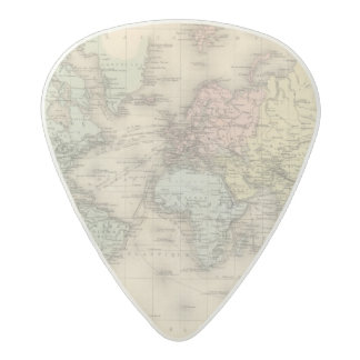 Planisphere Acetal Guitar Pick