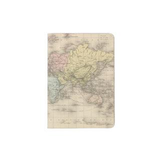 Planisphere Passport Holder