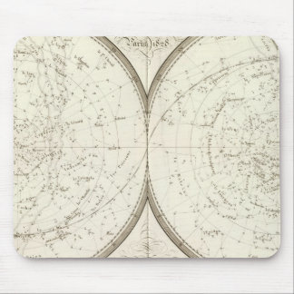 Planispheres celestes - Celestial Mousepads