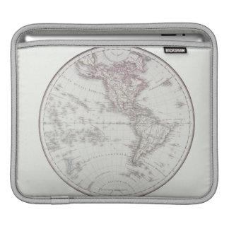 Planispheric Map iPad Sleeves