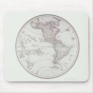 Planispheric Map Mousepad