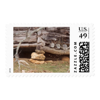 Plank and Log - Footer Detail Postage