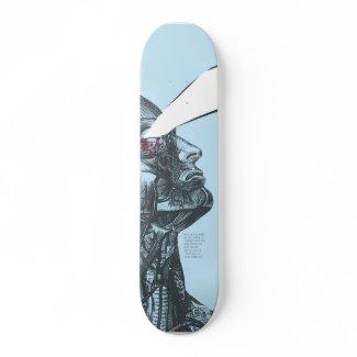 Plank Deck skateboard