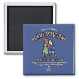 Plank Solutions 2 Inch Square Magnet