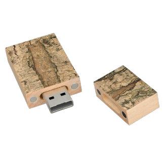 Plank Subject Wood USB 2.0 Flash Drive