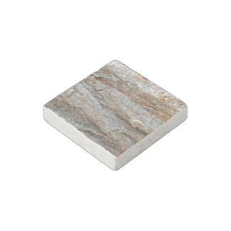 Plank Themed Stone Magnet