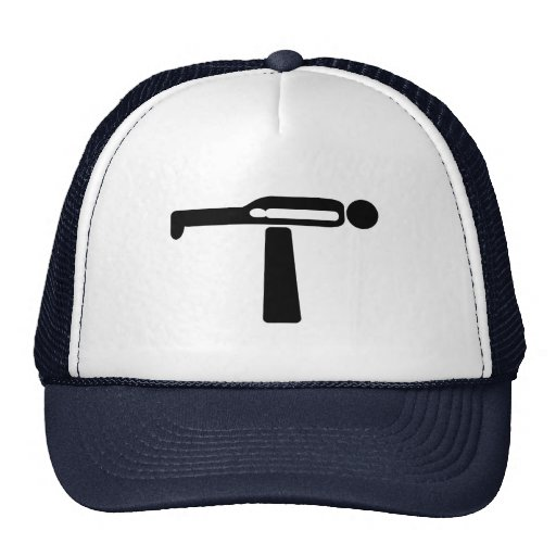 Planking Mesh Hat