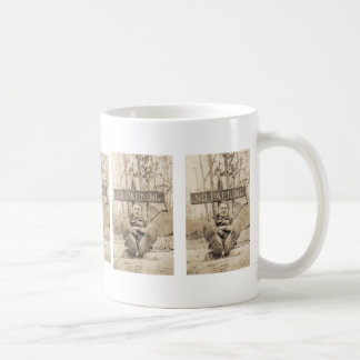 PLANKING mug (Yosemite 1940)