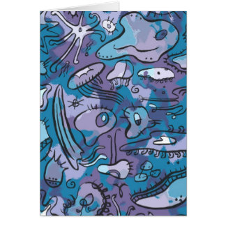 plankton greeting card