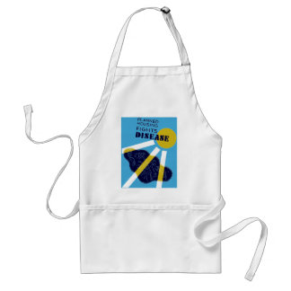 Planned Housing Fights Disease Adult Apron
