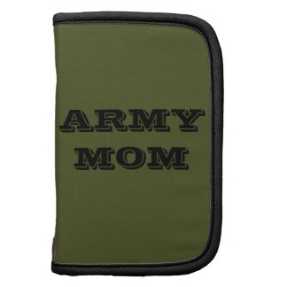 Planner Army Mom
