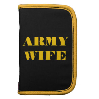 Planner Army Wife