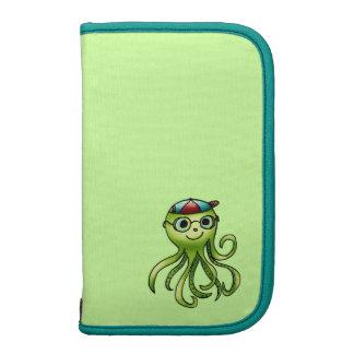 Planner Folio, Cute Octopus